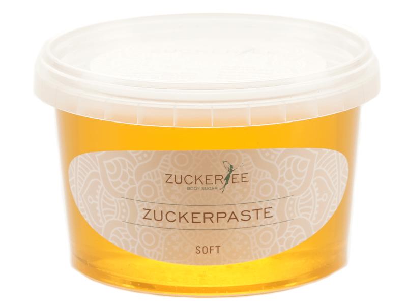 "Zuckerfee Body Sugar Paste ""Soft"" Swiss Made"